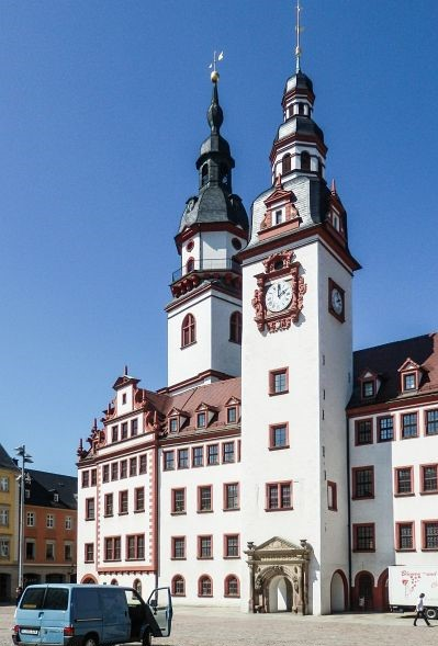 Chemnitz Rathaus